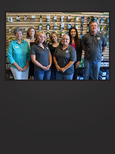 The Vegas Ink and Toner team
