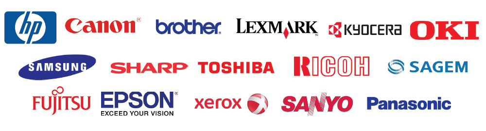 vegas ink and toner major printer brands