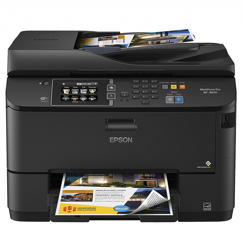5 best home printers in 2016 for Best home office multifunction printers