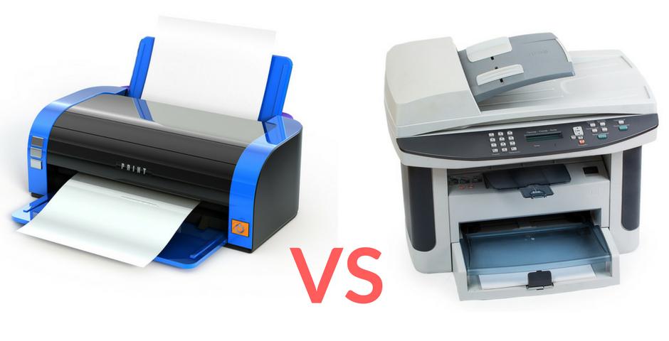 Laser Printers Vs Inkjet Printers