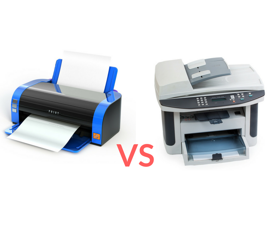 Laser printers vs inkjet printers for Best home office inkjet printer
