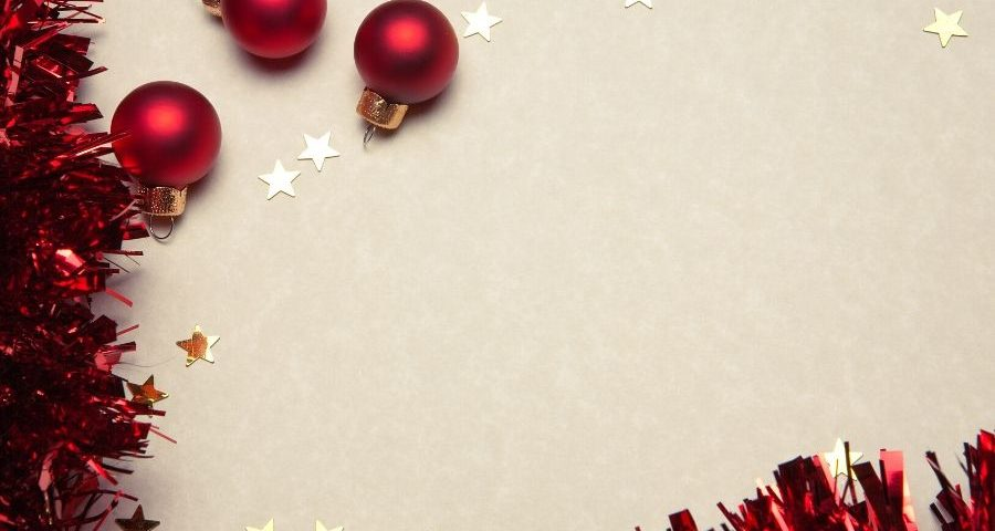 christmas print decoration cover
