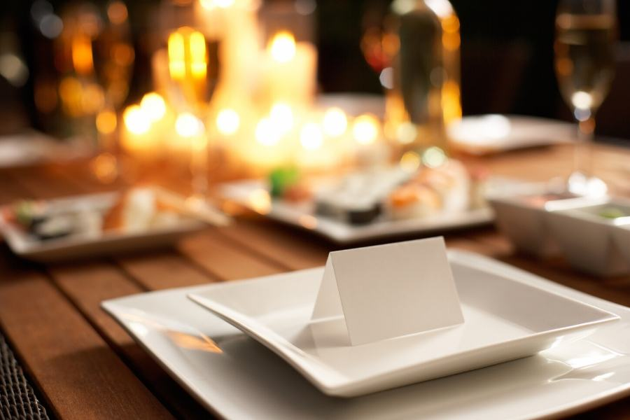 Dinner Place Cards