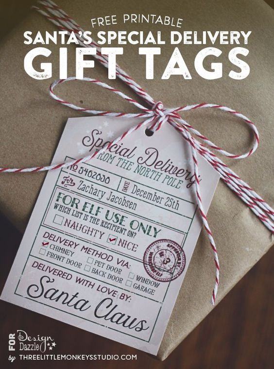 Specialty Gift Tags