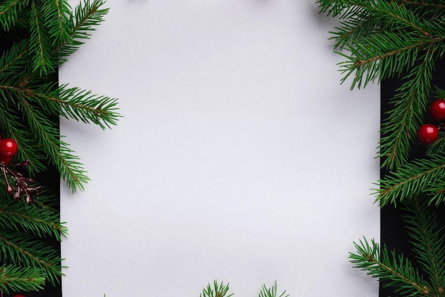 Printing Holiday Invitation for Christmas 2