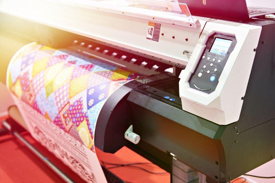 Printer printing decorative art using high quality printer ink and toner