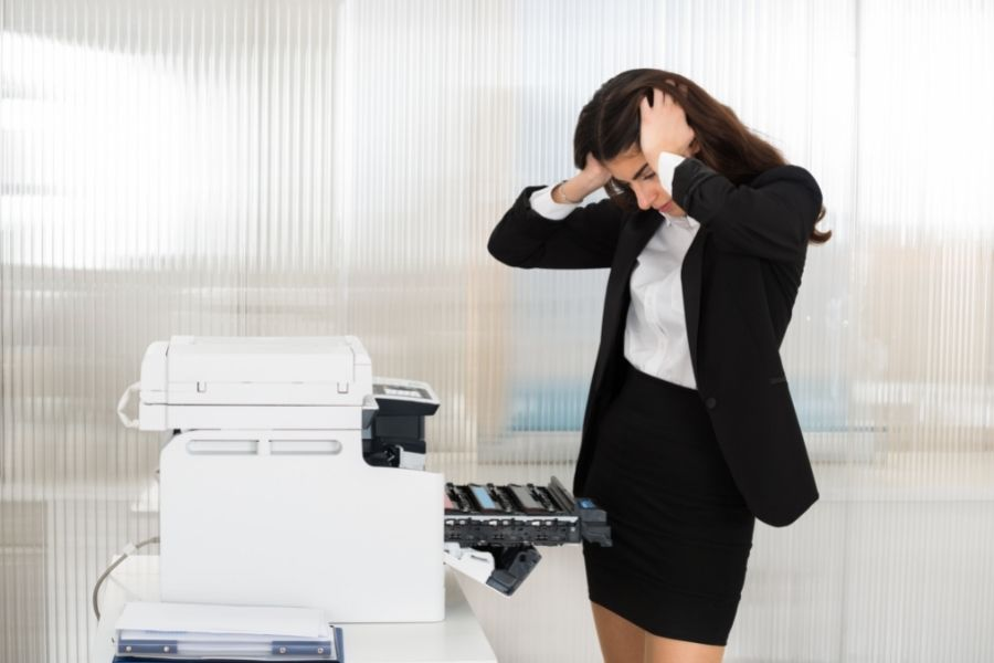 What to Do When Your Printer Doesn't Print
