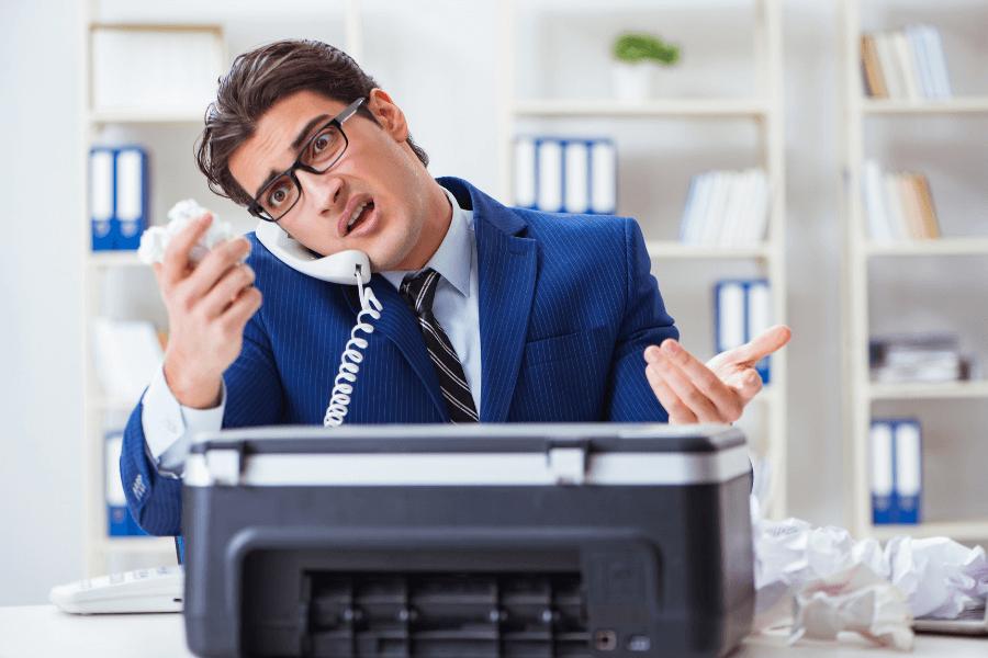 Printer investing